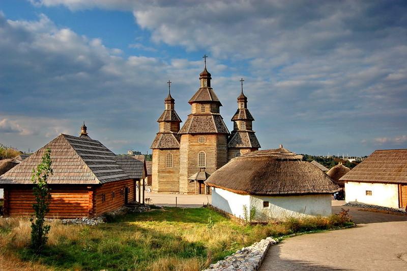 туры на Хортицу из Луганска